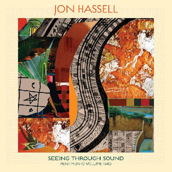 JON HASSELL - SEEING THROUGH SOUND PENTIMENTO VOL. 2 Vinyl LP