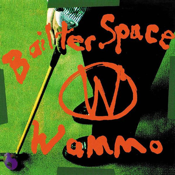 BAILTER SPACE - WAMMO (Orange Vinyl) LP