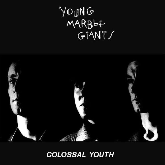 YOUNG MARBLE GIANTS - COLOSSAL YOUTH (40th Anniversary Clear Vinyl) 2xLP
