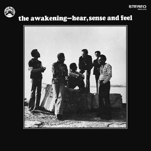 AWAKENING,THE - HEAR,SENSE & FEEL Vinyl LP