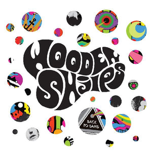 WOODEN SHJIPS - BACK TO LAND (Colored Vinyl) LP