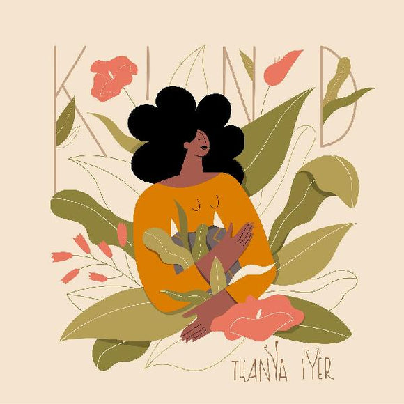 THANYA IYER - KIND (Tan Vinyl) LP