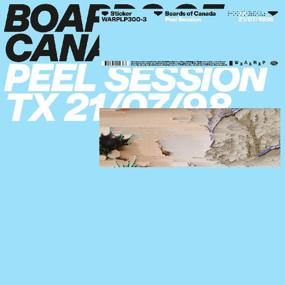 BOARDS OF CANADA - PEEL SESSIONS Vinyl 12