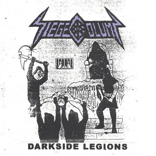 SIEGE COLUMN - DARKSIDE LEGIONS Vinyl LP