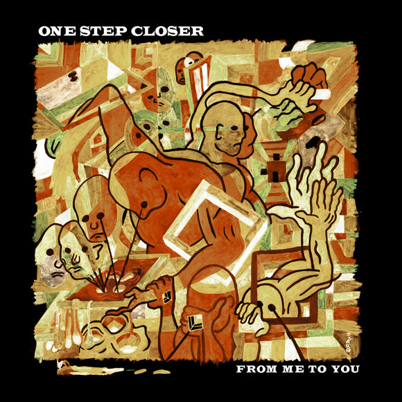 ONE STEP CLOSER - FROM ME TO YOU Vinyl 12