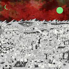 FATHER JOHN MISTY - PURE COMEDY LP (FILED UNDER FLEET FOXES)