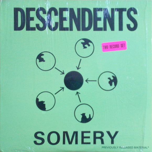 DESCENDENTS - SOMERY LP