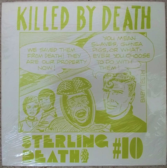 V/A - KILLED BY DEATH #10 LP