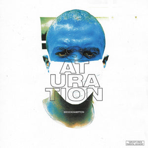 BROCKHAMPTON - SATURATION 1 LP