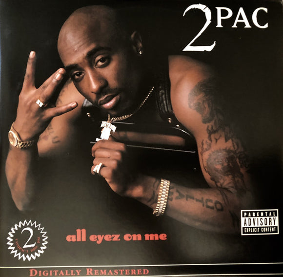 2 PAC - ALL EYEZ ON ME Vinyl LP