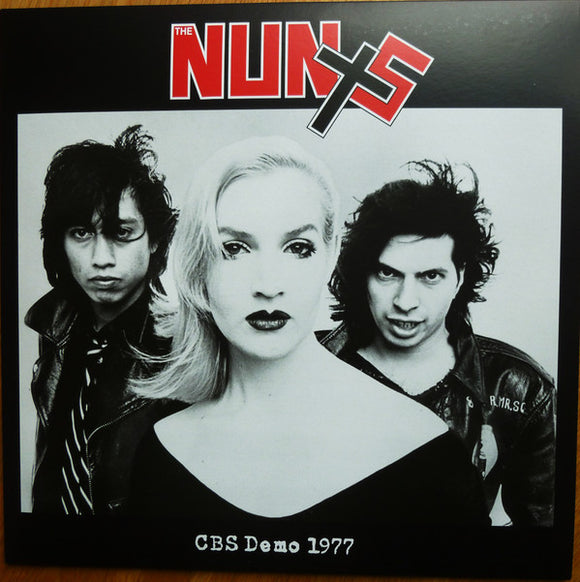 NUNS, THE - CBS DEMO 1977 Vinyl LP