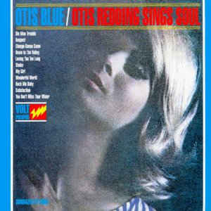 OTIS REDDING - OTIS IS BLUE LP