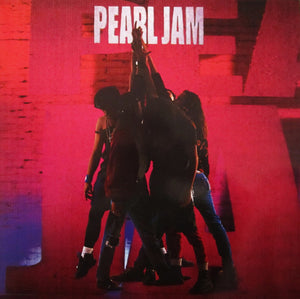 PEARL JAM - TEN Vinyl LP