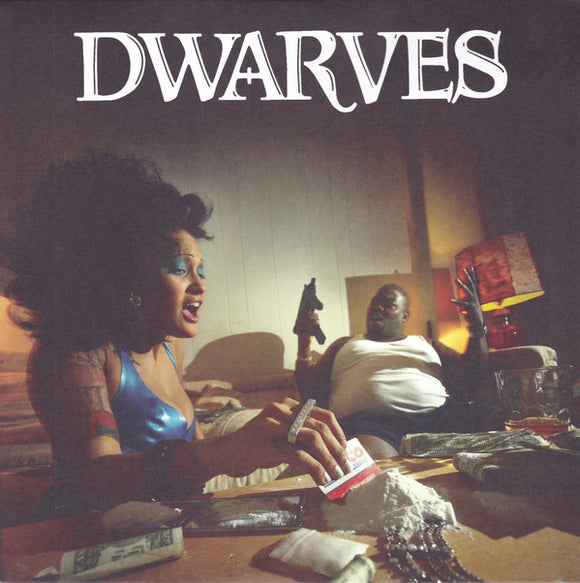 DWARVES - TAKE BACK THE NIGHT LP