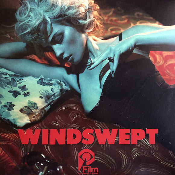 JOHNNY JEWEL - WINDSWEPT (Splatter) Vinyl LP