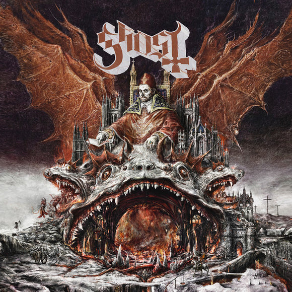 GHOST - PREQUELLE Vinyl LP