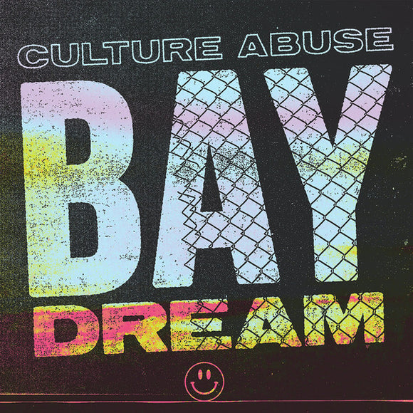 CULTURE ABUSE - BAY DREAM (YELLOW) LP