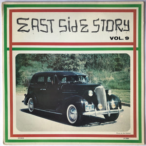 EAST SIDE STORY VOL. 9 Vinyl LP