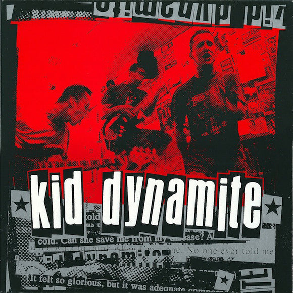 KID DYNAMITE - S/T LP (COLOR)