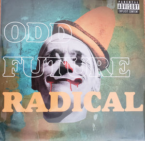 ODD FUTURE - RADICAL Vinyl LP