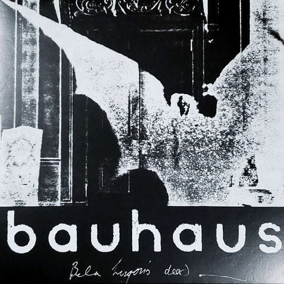 BAUHAUS - THE BELA SESSIONS Vinyl 12