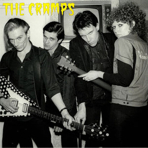 CRAMPS - LIVE AT KEYSTONE 1979 LP