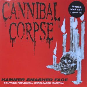 CANNIBAL CORPSE - HAMMER SMASHED FACE 12""