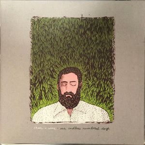 IRON & WINE - OUR ENDLESS NUMBERED DAYS LP (LOSER)