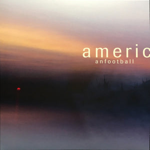 AMERICAN FOOTBALL - LP3 Blue Vinyl LP