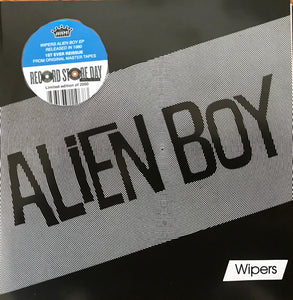 WIPERS - ALIEN BOY Vinyl 7""