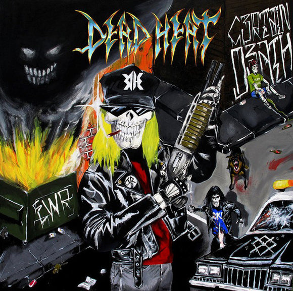DEAD HEAT - CERTAIN DEATH LP