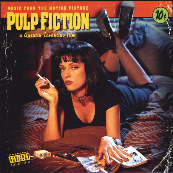 V/A - PULP FICTION MUSIC FROM THE MOTION PICTURE SOUNDTRACK Vinyl LP