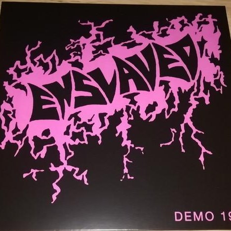 ENSLAVED - DEMO 1989 LP