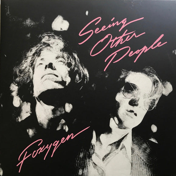 FOXYGEN - SEEING OTHER PEOPLE LP (DELUXE)