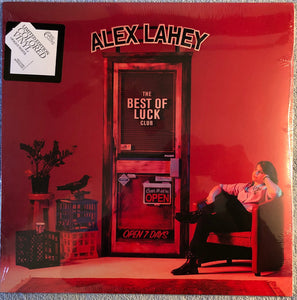 ALEX LAHEY - BEST OF LUCK CLUB LP