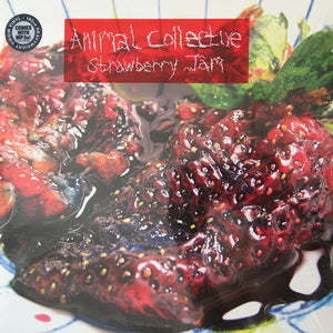 ANIMAL COLLECTIVE - STRAWBERY JAM LP