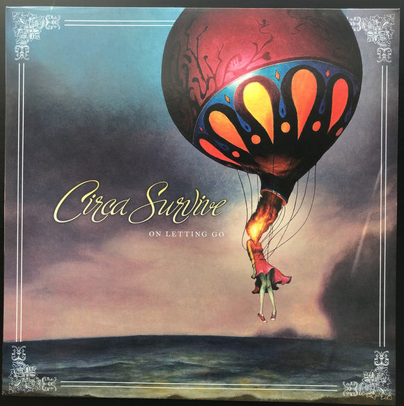 CIRCA SURVIVE - ON LETTING GO LP