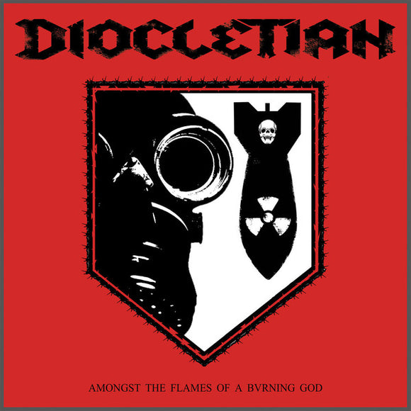 DIOCLETIAN - AMONGST THE FLAMES OF A BVRNING GOD Vinyl LP