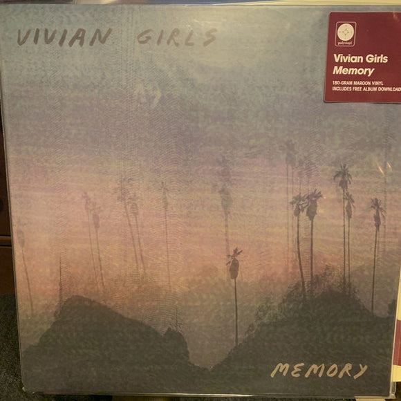 VIVIAN GIRLS - MEMORY LP