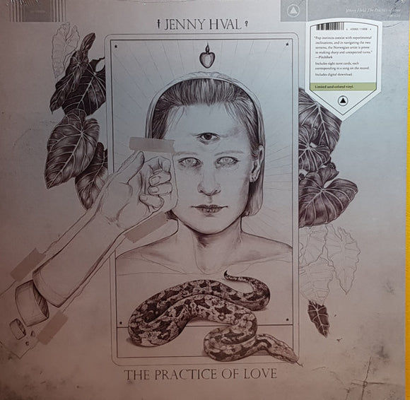 JENNY HVAL - PRACTICE OF LOVE LP