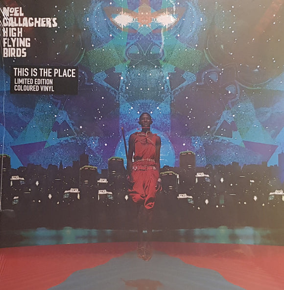 NOEL GALLAGHER - THIS IS THE PLACE LP