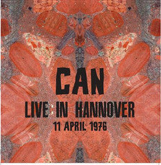 CAN - LIVE IN HANNOVER LP