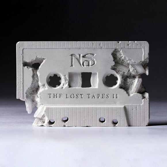 NAS - THE LOST TAPES II LP