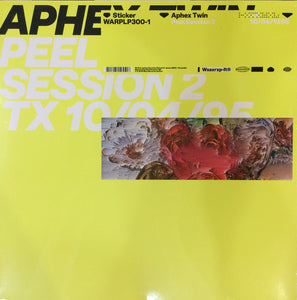 APHEX TWIN - PEEL SESSIONS 12""
