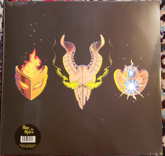 SLAY THE  SPIRE - OST Vinyl Lp