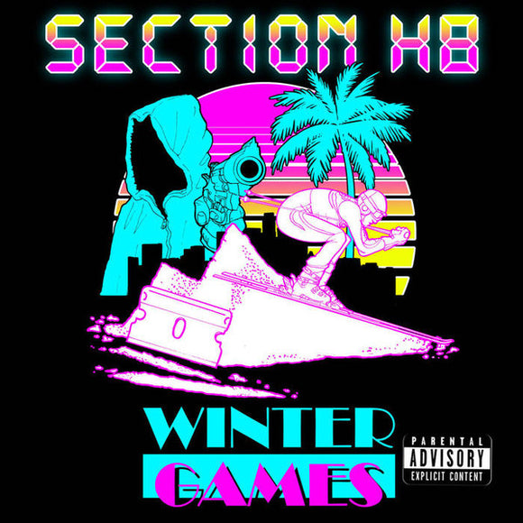 SECTION H8 - WINTER GAMES CS