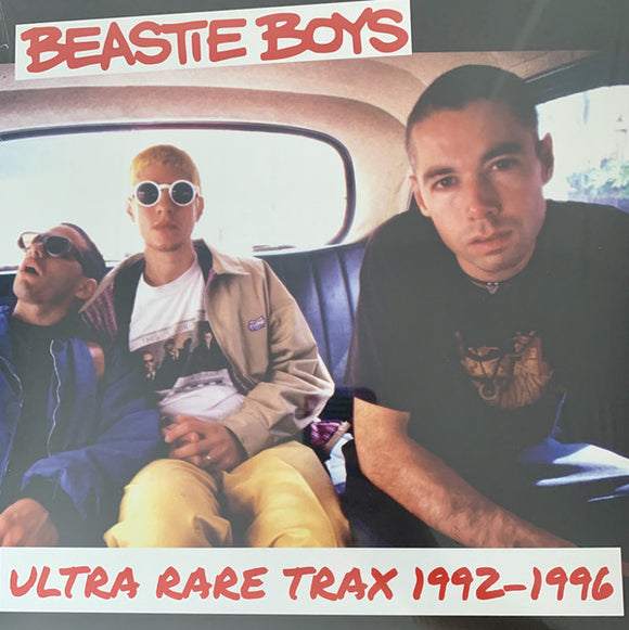 BEASTIE BOYS - ULTRA RARE TRACKS Vinyl LP
