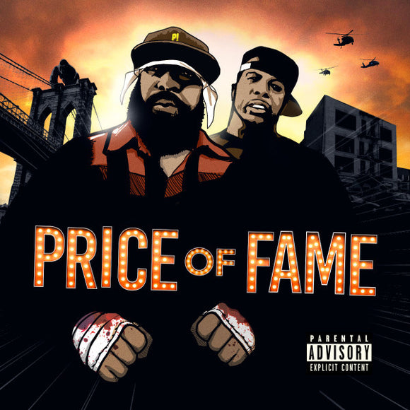 SEAN PRICE / LIL FAME - PRICE OF FAME LP