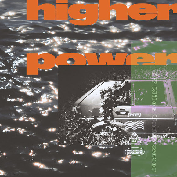 HIGHER POWER - 27 MILES LP