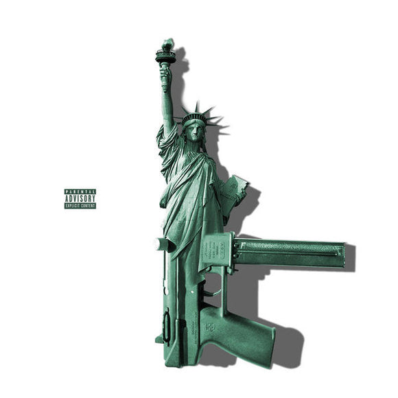 SMOKE DZA & BENNY THE BUTCHER - STATUE OF LIMITATIONS LP
